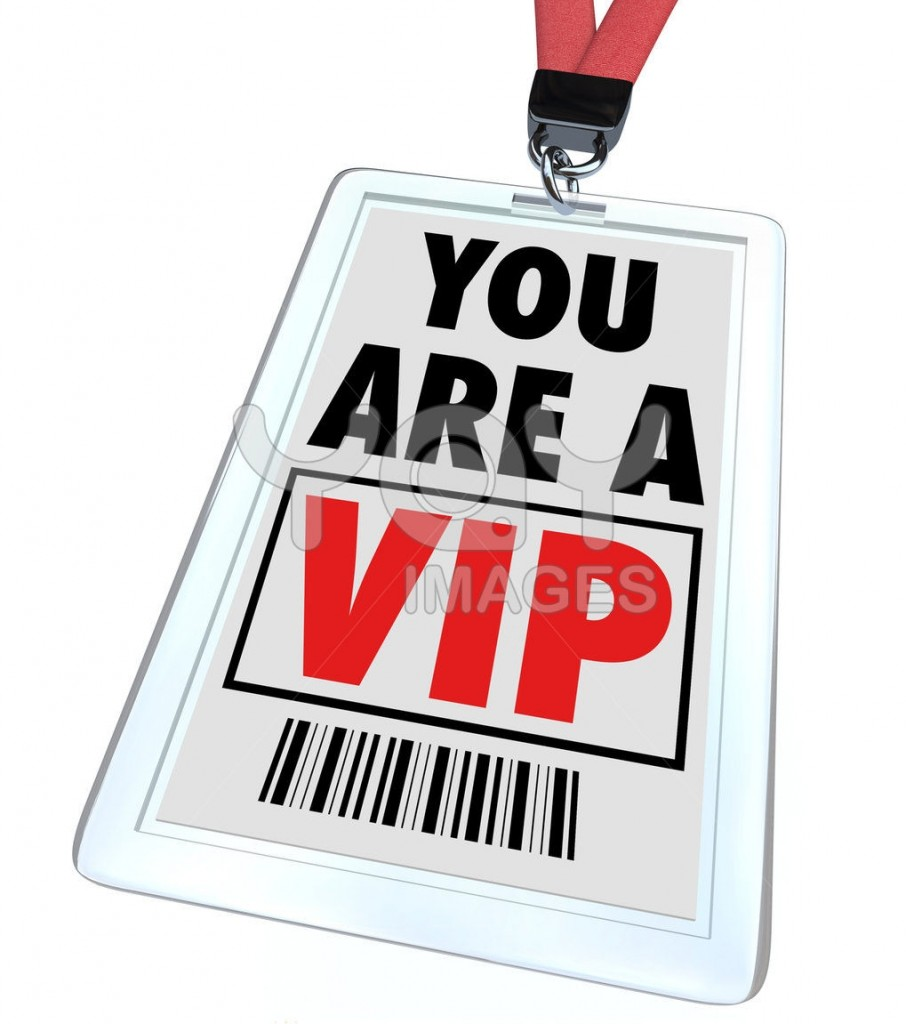 you-are-vip-badge
